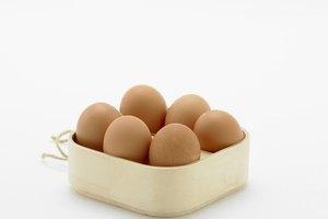 El análisis nutricional de los huevos de pavo