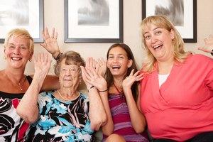 Ideas de cumpleaños para los 100 años de la abuela