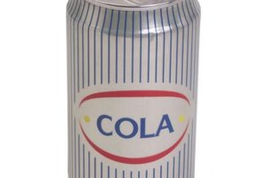 A can of your favorite soda offers an eggless baking alternative for your cake mix.