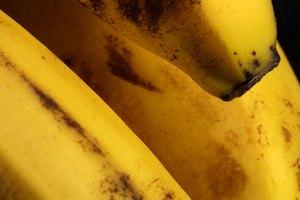 ¿Los plátanos causan gases o producen estreñimiento?