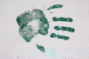 Handprint Christmas Crafts for Preschoolers