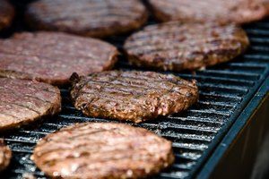 Cómo asar una hamburguesa congelada