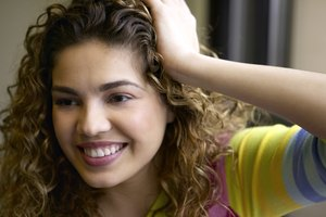 How to Get Bouncy Curls Overnight