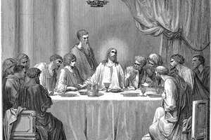 Lutheran Vs. Methodist Beliefs on the Sacraments