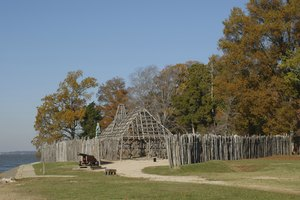 Facts About the Jamestown Settlement