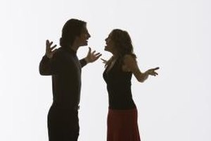 Stop defensive communication to work through marriage claustrophobia.
