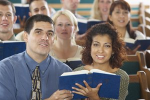 How to Conduct a Church Service