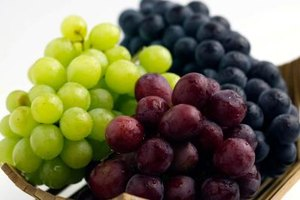 Serve one of the 8,000 grape varieties.