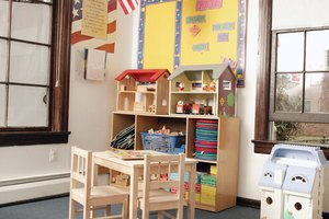 Redirecting Children's Behavior in the Preschool Classroom