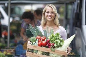 Storing Fruits & Vegetables in Aluminum Foil
