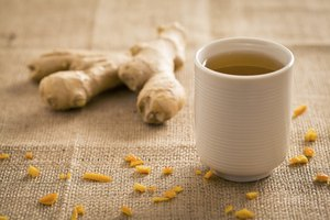 How to Make Ginger Root Tea