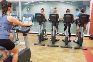 ¿Qúe músculos ejercitas en una clase de bicicleta fija?