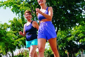 ¿Qué tan rápido se pierde peso caminando una milla diaria?