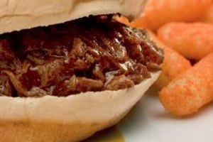 Pulled pork is a classic Southern dish.