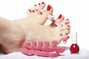 How to Give Your Wife a Pedicure