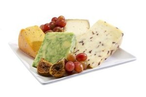 Offer gourmet cheeses as a premeal appetizer.