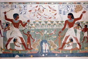 How Ancient Egyptian Religion Related to Daily Life