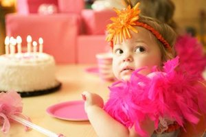 Your toddler will love her birthday party.