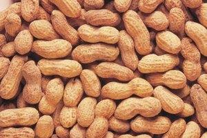Deep-fried peanuts make excellent bar snacks.