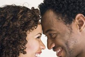 Nonverbal cues can show love.