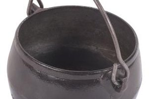 Using a cauldron can invigorate mundane recipes