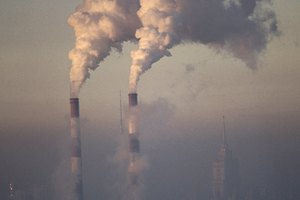 Types of Air Pollution Caused by Cars