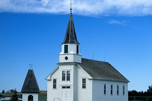 Brief Summary About Baptist, Methodist, Episcopal & Lutheran Churches