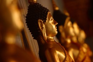 Where Do Buddhist Go to Worship?