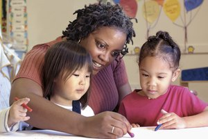 Activities to Teach Preschool Children How to Write