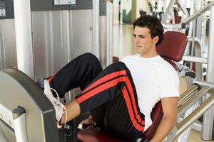 ¿Qué músculos trabaja la prensa de piernas horizontal?