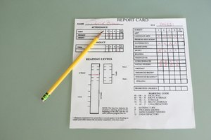 Types of Standardized Test Scores