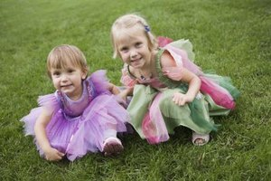It's not always easy for a toddler to act like a pageant princess.