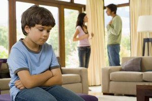 Children of divorced parents may have more difficulties in future relationships.