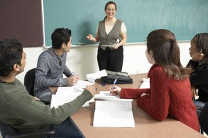 Procedure to Becoming a College Level Teacher