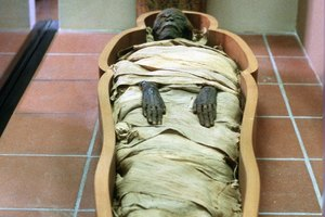 Funeral Ceremonies in Ancient Egypt