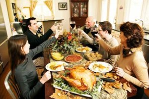A Thanksgiving dinner would not be complete without one of many types of dressing or stuffing.