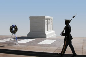 Requirements of Soldiers Guarding the Unknown Soldier