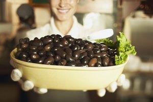 ¿Las aceitunas tienen mucho colesterol?