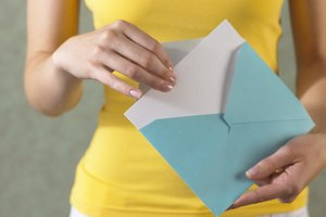 Funeral Etiquette: Sending Thank You Notes