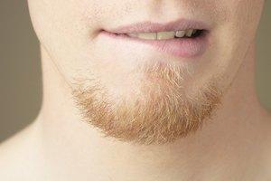 Testosterona y crecimiento de la barba
