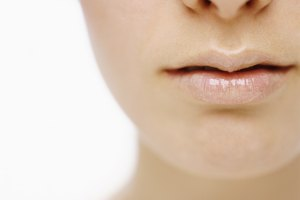 Tratamiento para la piel seca en el mentón