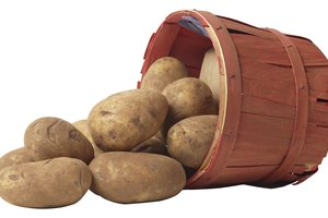 Los carbohidratos en las batatas frente a las patatas blancas