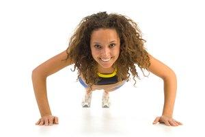 ¿Qué hacen las lagartijas (push ups) por tu cuerpo?