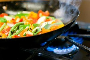 Cooking with a little oil and steam helps lock in nutrients.