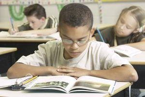 Children who can read fluently have a head start on comprehending what they've read.