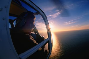 What Classes Should I Take in High School to Become a Helicopter Pilot?