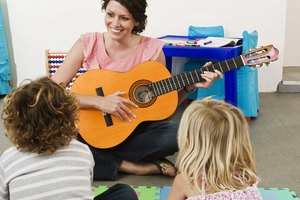Activities for Preschool Listening Skills in the Areas of Phonological Awareness