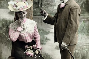 What Is the Difference Between Etiquette in the Victorian Age & Present Etiquette?