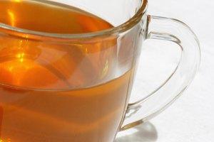Beneficios de salud del té de frambuesa