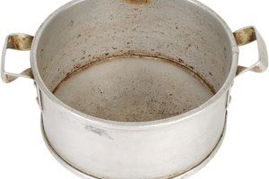 ¿Son saludables las sartenes oxidadas?